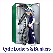 Cycle Lockers & Bunkers