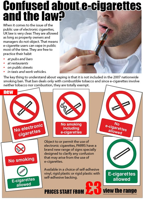 I am 'avin a fag! | Workplace Equipment & Safety Blog | PARRS