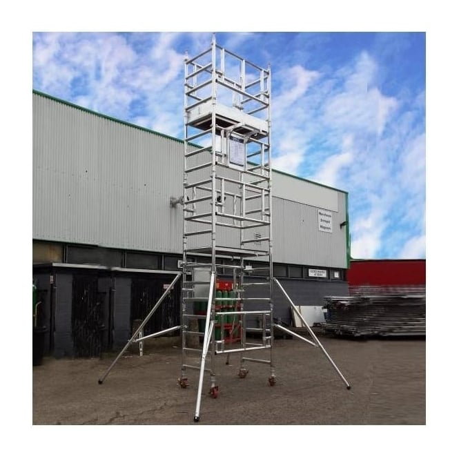 1 Man Mobile Aluminium Access Scaffold Tower System