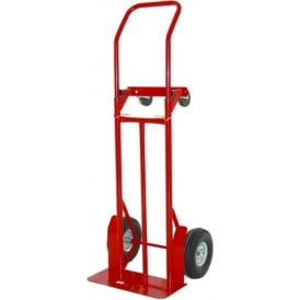 2-in-1 Convertible Sack Truck Cap: 200kg