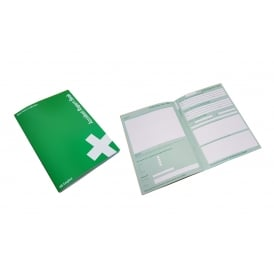 A5 Accident Book HSE Compliant