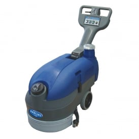 Acrobat Compact Folding Scrubber Drier - Battery Powered