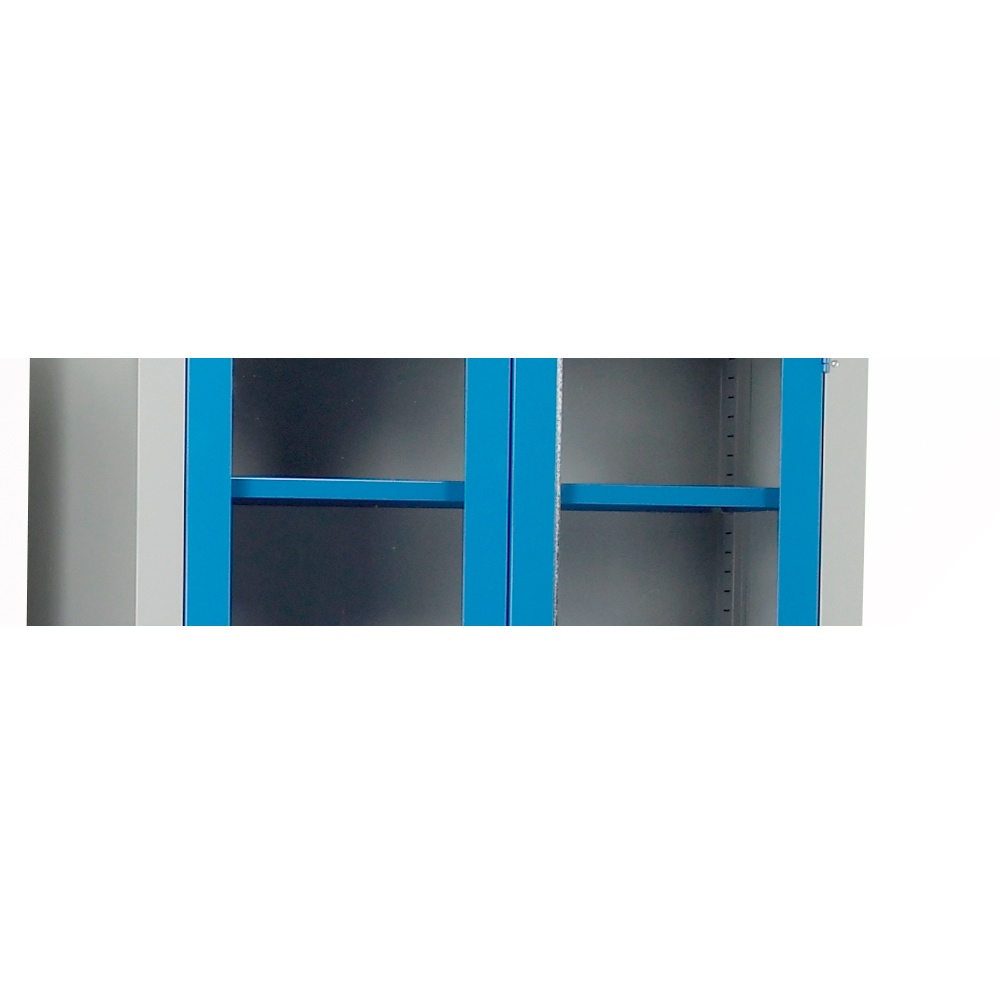 Additional shelves for polycarbonate mesh door cabinets for Additional shelves for kitchen cabinets