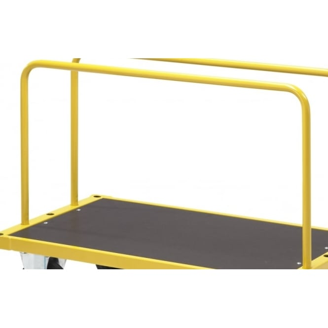 Adjustable Support Bar for Board Trolley