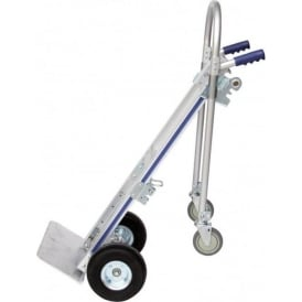 Aluminium Convertible 2-in-1 Sack Trucks Cap: 300kg