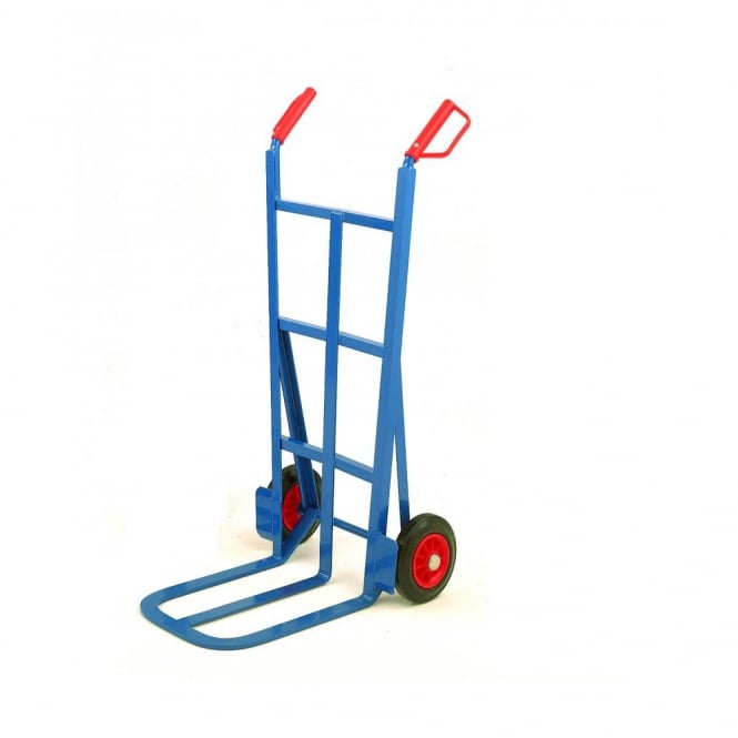 Angle Iron Steel Sack Trucks with long foot-iron Cap: 200kg