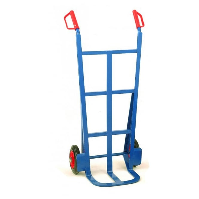 Angle Iron Steel Sack Trucks with short foot-iron Cap: 200kg