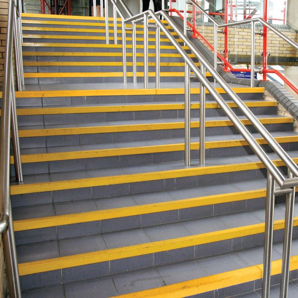 Anti Slip Stair Nosing Profiles