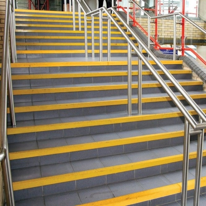 Anti-slip Stair Nosing Profiles