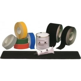 Anti-Slip Tapes, Cleats & Tiles