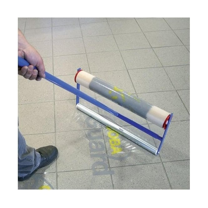 Applicator for Floor Protection Film