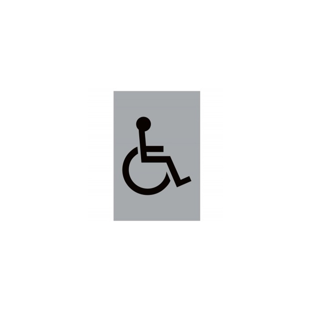 Architectural Disabled Toilet Sign. Architectural Disabled Toilet Sign   Architectural Door Signs from