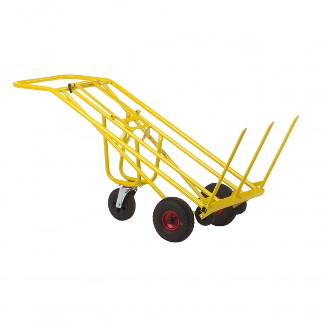 Bale and Straw Trolley Cap: 250kg