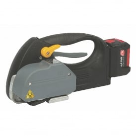 Battery Powered Strapping Tool for Polypropylene & Polyester Strapping