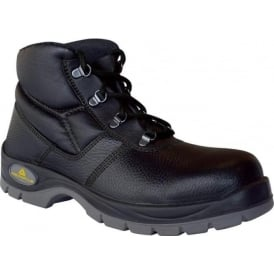 Black General Purpose Safety Boots S1 SRC