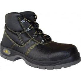 Black General Purpose Safety Boots S1P SRC