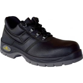 Black General Purpose Safety Shoes S1 SRC