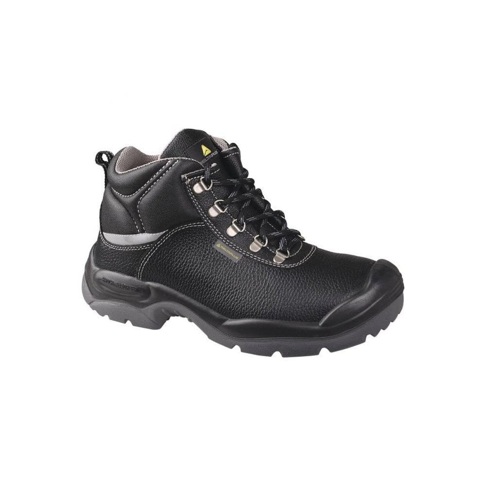 3c67f5d6a44 Black Wide Fitting Safety Boots S3 SRC