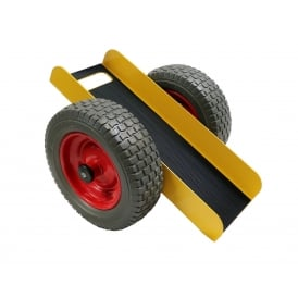 Board & Panel Trolley Twin Wheeled with Pneumatic or Puncture Proof tyres Cap: 200kg