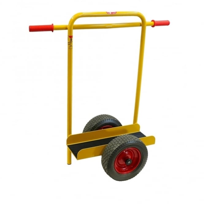 Board & Panel Trolley with Pneumatic or Puncture Proof tyres Cap: 200kg