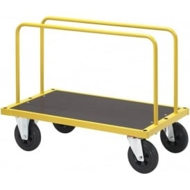 Board Trolley with adjustable support bars Cap: 500kg