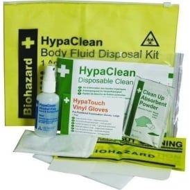 Body Fluid Disposal Kit - 1 Application
