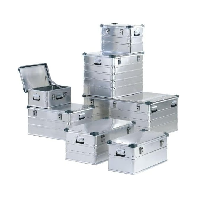 Aluminium Transport Cases