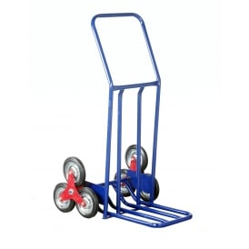 Budget Stair Climber Sack Truck with folding foot-iron Cap: 120kg