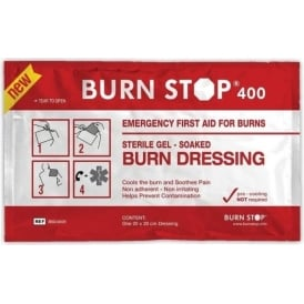 Burnstop Burns Gel & Dressings