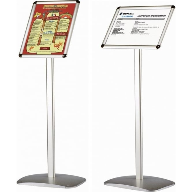 BUSYGRIP Welcome Poster Menu Frames