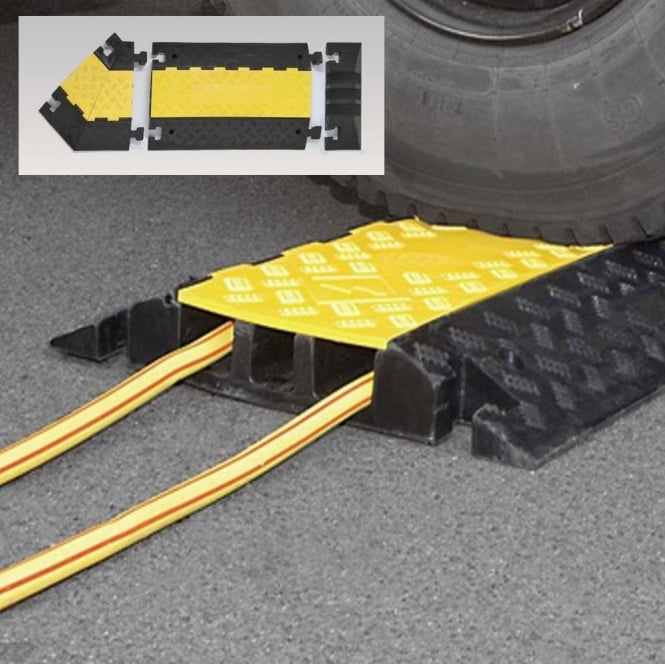 Cable Hose Protection Ramps From Parrs Workplace