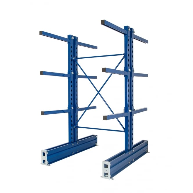 Cantilever Bar and Sheet Racks - Double Sided
