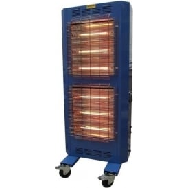 Carbon Fibre Quartz Electric Heater