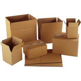 Cardboard Boxes Cartons - Double Wall