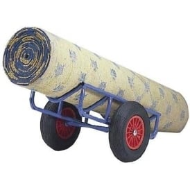Carpet & Pipe Trolley Cap: 350kg