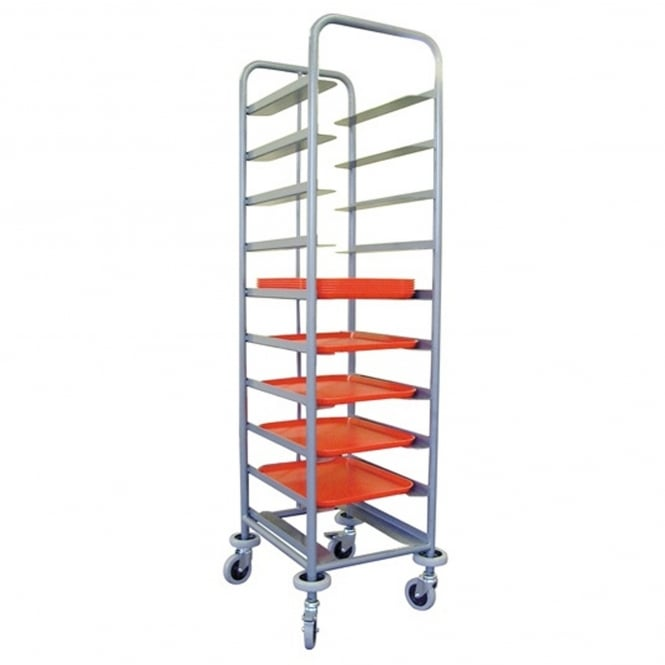 Catering Tray Clearing/Stacking Trolley