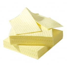 Chemical Absorbent Rolls & Pads