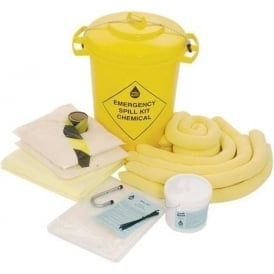 Chemical Spill Kit - 90 Litre