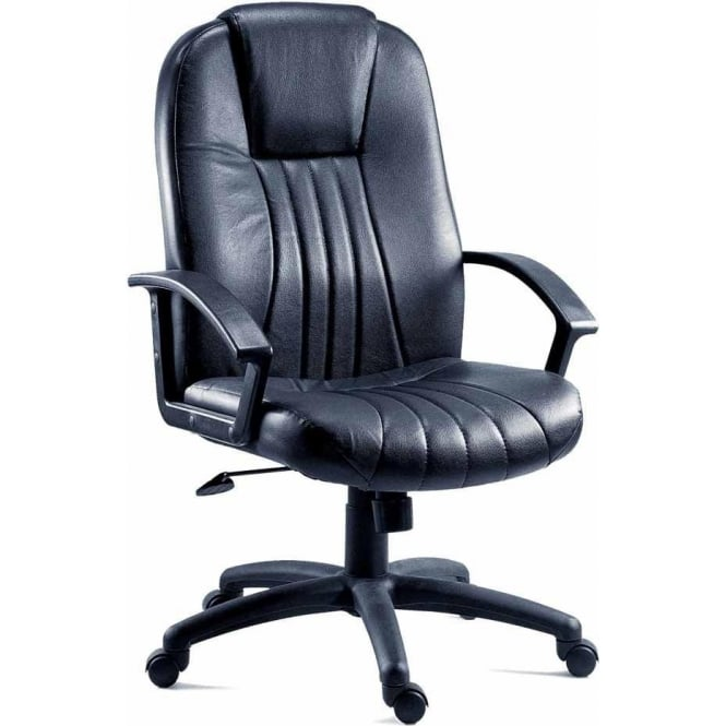 City Executive Leather Chair