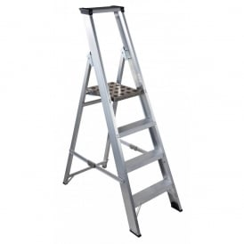 Class 1 MasterTrade Aluminium Platform Step Ladder