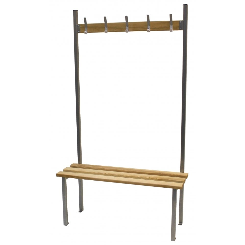 Classic Changing Room Bench Single Sided Parrs