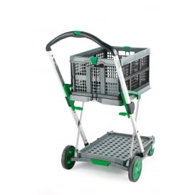 Clever Folding Box Trolley Cap: 60kg
