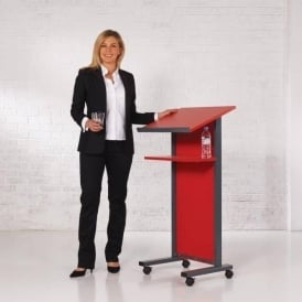 Coloured Panel Front Lecterns