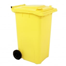 Coloured Wheelie Bin Cap: 240lt