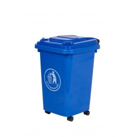 Coloured Wheelie Bin Cap: 30lt