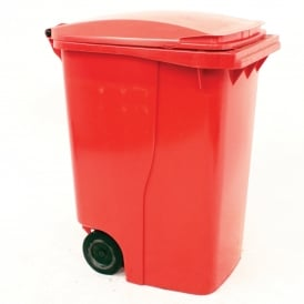 Coloured Wheelie Bin Cap: 360lt
