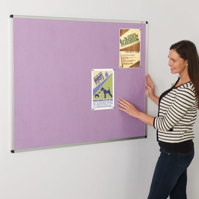 COLOURPLUS Notice Boards