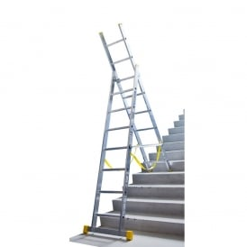 Combination Ladders ExtensionPLUS - Heavy Duty EN131 - Double