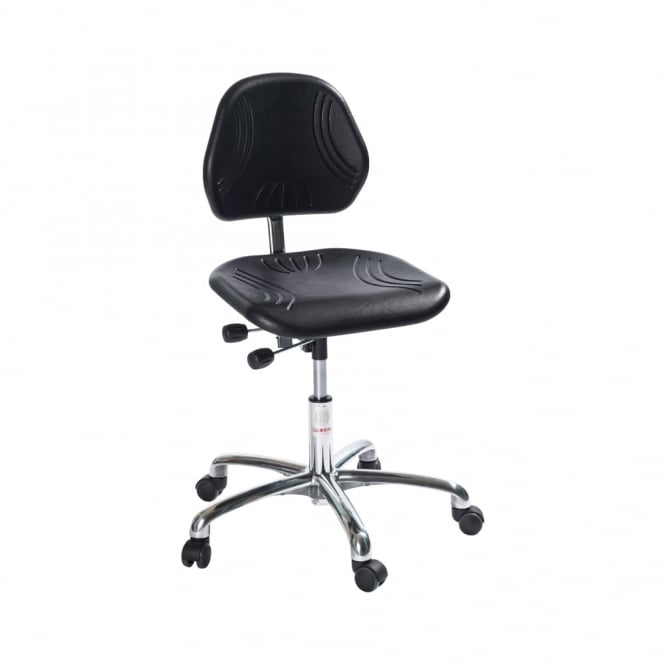 Comfort Polyurethane Chairs with glides or castors