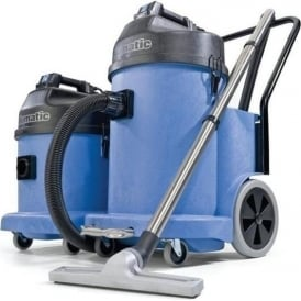 Commercial Wet/Dry Vacuum Cleaners
